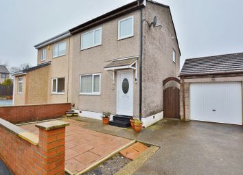 Thumbnail 3 bed semi-detached house for sale in Winchester Drive, Whitehaven