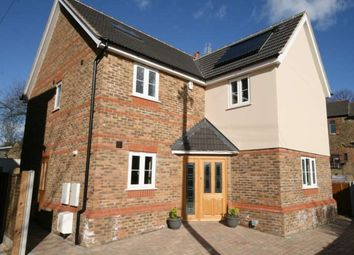 Thumbnail 4 bed detached house for sale in Westbury Road, Brentwood