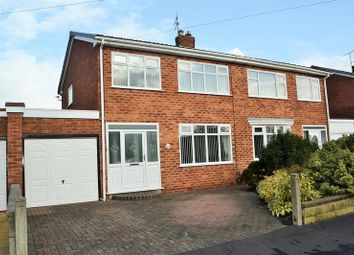 Thumbnail 3 bed semi-detached house for sale in Calder Drive, Maghull, Liverpool