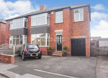 Thumbnail 4 bed semi-detached house for sale in Thirlmere Road, Dewsbury