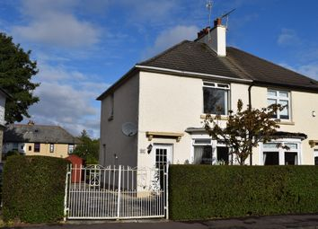 Thumbnail 3 bed semi-detached house for sale in 164 Arisaig Drive, Mosspark, Glasgow