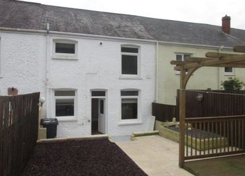 Thumbnail 3 bed property to rent in Heol Giedd, Ystradgynlais, Swansea