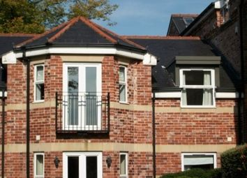 Thumbnail 2 bed flat to rent in Torkington Road, Hazel Grove, Stockport