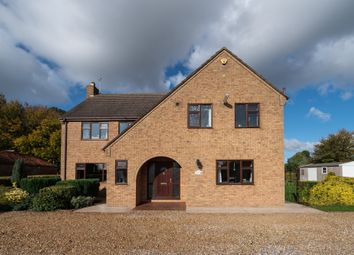 Thumbnail 4 bed detached house for sale in Main Road, Parson Drove, Wisbech, Cambridgeshire