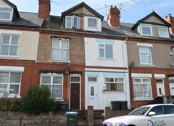 Thumbnail 3 bed terraced house to rent in Collingwood Road, Earlsdon, Coventry