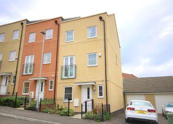 Fairford Road, Oakley Grange, Cheltenham, Gloucestershire GL52. 4 bed end terrace house for sale