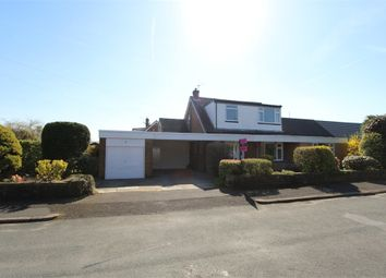 Thumbnail 4 bed detached house for sale in Caldy Drive, Holcombe Brook, Bury, Lancashire
