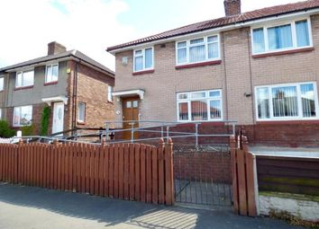 Thumbnail 3 bed semi-detached house for sale in Lightfoot Drive, Carlisle, Cumbria