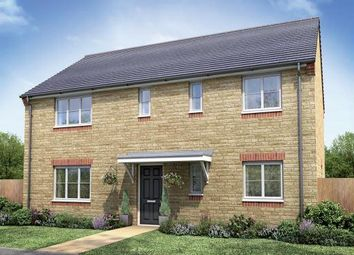 Thumbnail 5 bed detached house for sale in Plot 77 Musselburgh, Thorney Meadows, Thorney, Peterborough