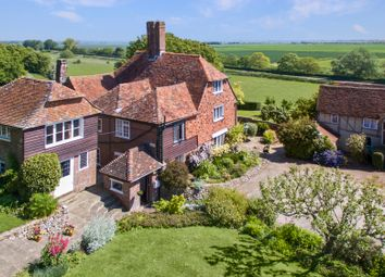 Thumbnail 5 bed country house for sale in Knock Hill, Stone In Oxney