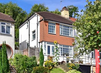 Thumbnail 3 bed semi-detached house for sale in Northwood Avenue, Purley, Surrey