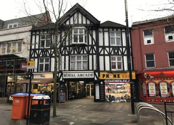 Thumbnail Retail premises to let in Unit 6 (Tasty Bite Cafe), Royal Arcade, Standishgate, Wigan