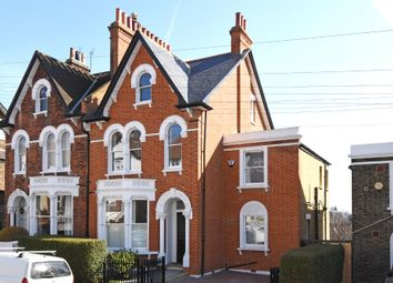 Thumbnail 4 bedroom semi-detached house for sale in Ermine Road, London