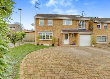 Thumbnail 4 bed detached house for sale in Stace Way, Worth, Crawley