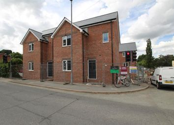 Thumbnail 2 bed end terrace house for sale in Builth Wells, Powys