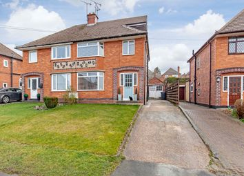 Thumbnail 4 bedroom semi-detached house for sale in Moorland View Road, Walton, Chesterfield