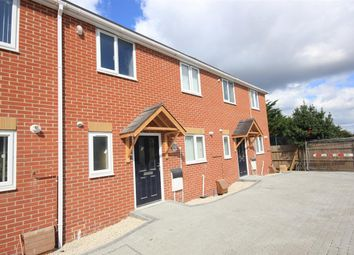 Thumbnail 3 bed terraced house to rent in Sea View Road, Parkstone, Poole