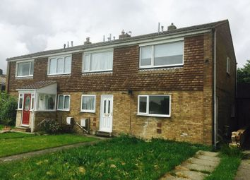 Thumbnail 2 bed semi-detached house to rent in Butterwell Drive, Pegswood, Morpeth