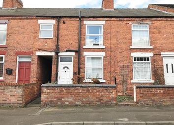 Thumbnail 2 bed terraced house to rent in Lindley Street, Selston, Nottingham