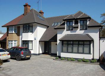 Thumbnail 4 bed semi-detached house for sale in Roebuck Lane, Buckhurst Hill