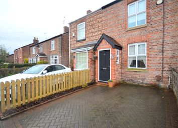 Thumbnail 3 bed terraced house to rent in Oak Lane, Wilmslow