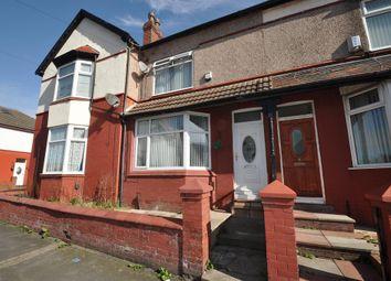 Thumbnail 3 bed terraced house for sale in Limekiln Lane, Wallasey