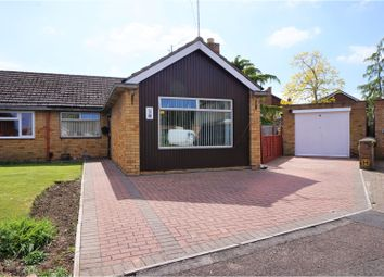 Thumbnail 3 bed semi-detached bungalow for sale in Woolstrop Way, Gloucester