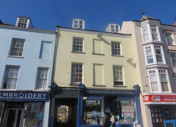 Thumbnail 1 bedroom flat to rent in High Street, Ilfracombe