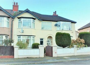 Thumbnail 3 bed semi-detached house for sale in Gressingham Road, Calderstones, Liverpool