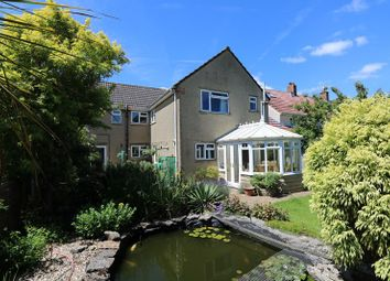 Thumbnail 5 bed semi-detached house for sale in Lansdown Crescent, Timsbury, Bath
