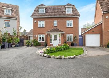Thumbnail 6 bed detached house for sale in Carlton Colville, Lowestoft, Suffolk