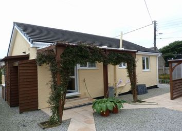 Thumbnail 3 bed detached bungalow to rent in Little Gregwartha, Four Lanes, Redruth