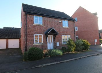 Thumbnail 3 bed detached house for sale in Harefield, Grange Park, Northampton, Northamptonshire