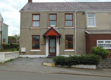 Thumbnail 4 bedroom semi-detached house to rent in Heol Y Meinciau, Pontyates