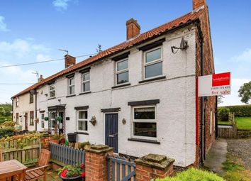 Thumbnail 2 bed terraced house for sale in Woodbine Row, Danby Wiske, Northallerton
