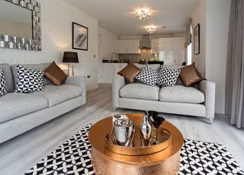"Thumbnail 2 bedroom flat for sale in ""Lima"" at Whimbrel Way, Braehead, Renfrew"