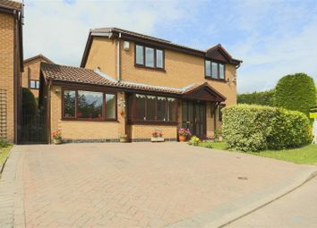 4 bed detached house for sale in Cranmore Close, Arnold, Nottinghamshire NG5
