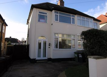 Thumbnail 3 bed semi-detached house to rent in Lynton Ave, Claregate, Wolverhampton