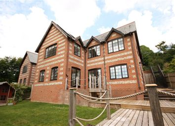 Thumbnail 5 bed detached house for sale in Chapel Lane, Winterborne Stickland, Blandford Forum, Dorset