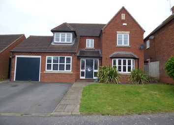 Thumbnail 4 bed detached house to rent in Willow Park Way, Aston-On-Trent, Derby