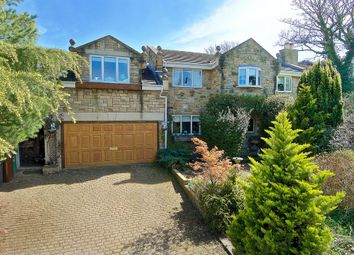 Thumbnail 4 bedroom detached house for sale in Oakdale Drive, Pool In Wharfedale, Otley
