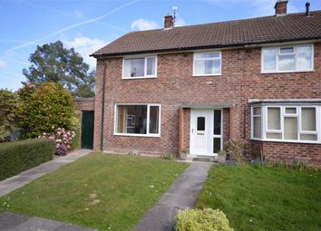 Thumbnail 3 bed end terrace house for sale in Dovedale Avenue, Eastham, Wirral, Merseyside