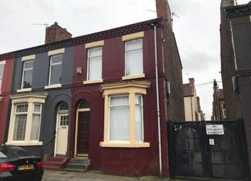 Thumbnail 4 bed end terrace house for sale in Eton Street, Liverpool