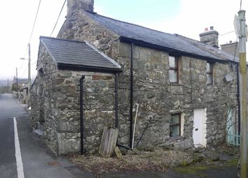Thumbnail 2 bed cottage for sale in Gellilydan, Blaenau Ffestiniog