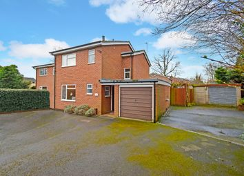 Thumbnail 3 bed link-detached house for sale in Greenways, Woolton Hill, Newbury
