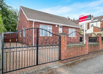 Thumbnail 2 bed bungalow for sale in Long Lane, Shirebrook, Mansfield, Derbyshire