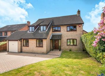 Thumbnail 4 bed detached house for sale in Cringleford, Norwich, Norfolk