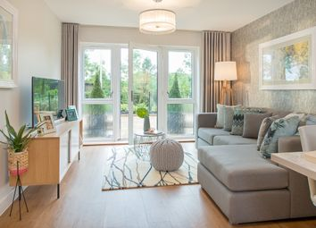 "Thumbnail 3 bed property for sale in ""The Marsh"" at Biggs Lane, Arborfield, Reading"