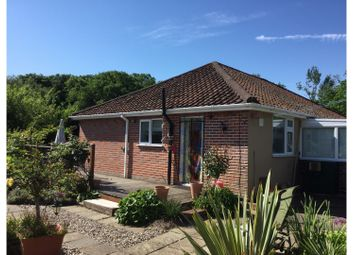 Thumbnail 3 bed detached bungalow for sale in Fakenham Road, Morton On The Hill, Norwich