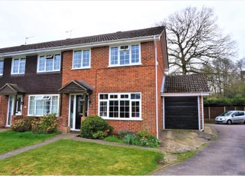 Thumbnail 3 bed end terrace house for sale in Henley Drive, Frimley Green